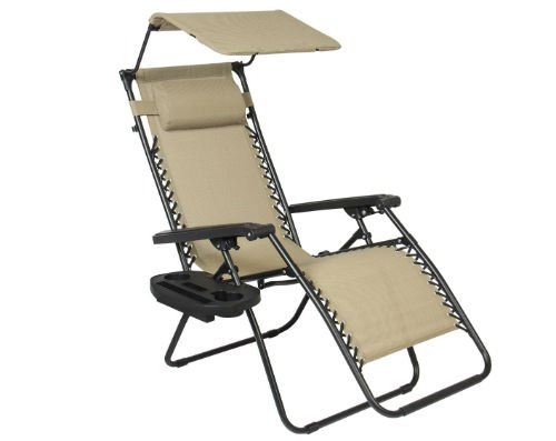 Best Choice Canopy Sunshade Lounge Chair front-w500-h500