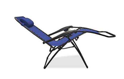 The Caravan Sports Infinity oversized Zero Gravity Chair back-w500-h500