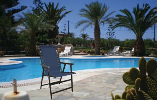 The Caravan Sports Suspension Folding Chair by the pool-w500-h500