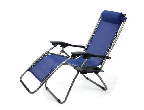 XtremepowerUS Zero Gravity Chair-w500-h500